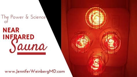 Infrared L Health Benefits by L Weinberg S The Power And Science Of