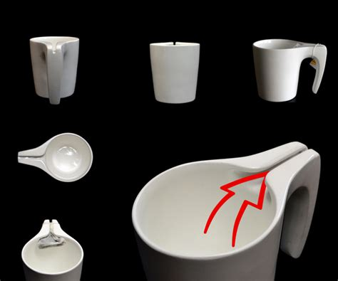cup design the tea cup slingshot yanko design