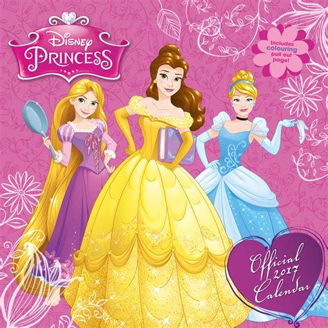 Calendario Disney Calend 225 2018 Disney Princess Em Europosters Pt