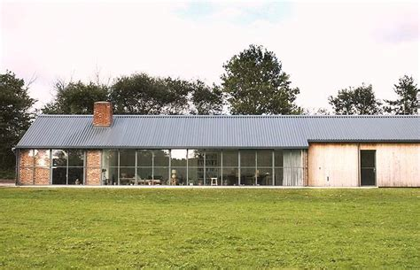 using steel to modernize your horse barn plans general steel an old horse barn gets a modern design kick nbaynadamas