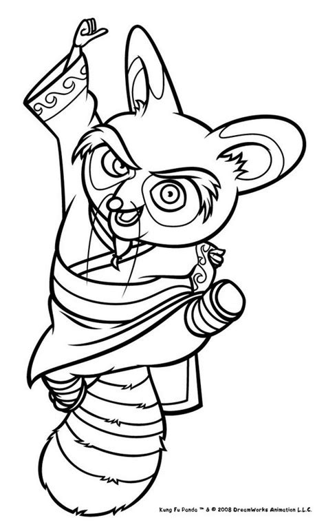 kung fu panda coloring sheets coloring me master shifu coloring pages hellokids