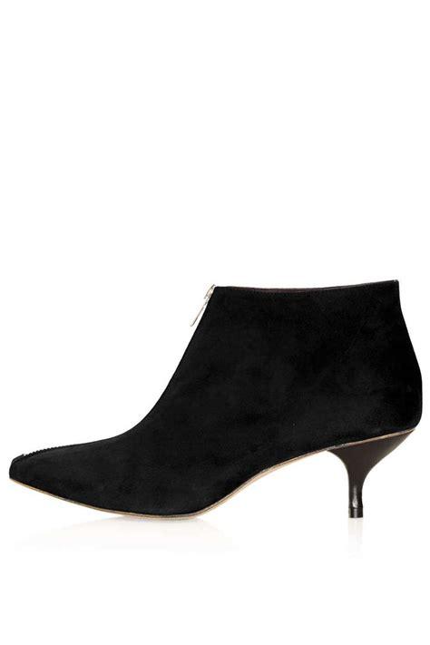 the topshop applebee kitten heel boots on wantering