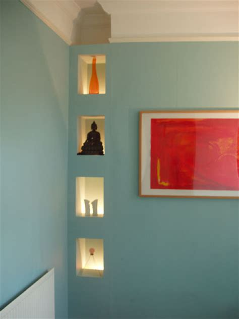 recessed wall shelves recessed shelves shelves and showers on