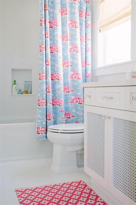kid bathroom shower curtains interior design ideas chan interiors home bunch