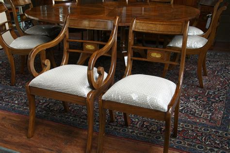 Duncan Phyfe Dining Room Chairs Duncan Phyfe Dining Room Chairs Mahogany Dining Chairs