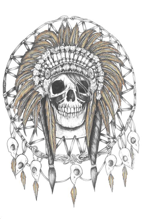 brittany tattoo designs skull catcher hanks doodle more