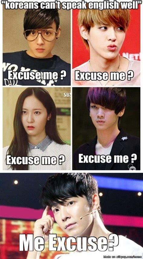 Meme Comic Kpop k pop meme challenge k pop amino