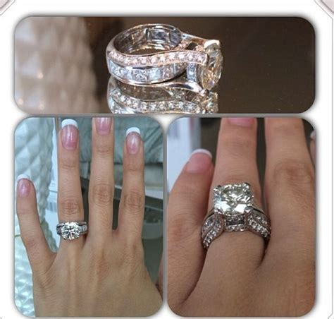17 best ideas about large wedding rings on