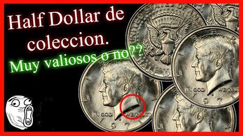 valor de un dollar sello azul y mas youtube moneda de 50 centavos valiosos half dollar normal