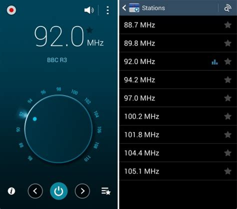 fm radio tuner for android best smartphone apps for listening to radio the giffgaff community
