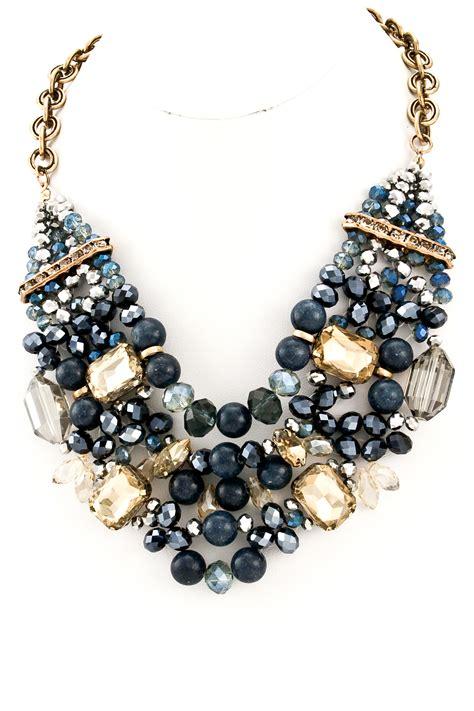 layered beaded necklace layered beaded necklace necklaces