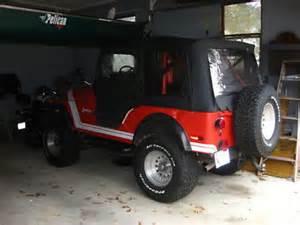 74 Jeep Cj5 Parts Jeep Cj Cj5 74 Cj5 304 3spd Original Paint For Sale 0 00