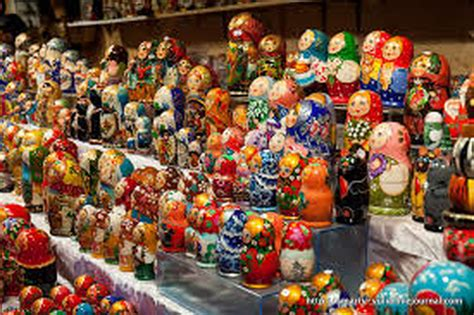 best russian russian souvenirs moscow