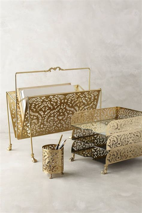 decorative home office accessories best 25 office desk accessories ideas on pinterest chic