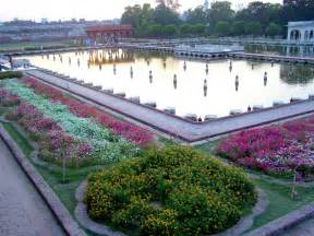 shalimar gardens attractions facts history
