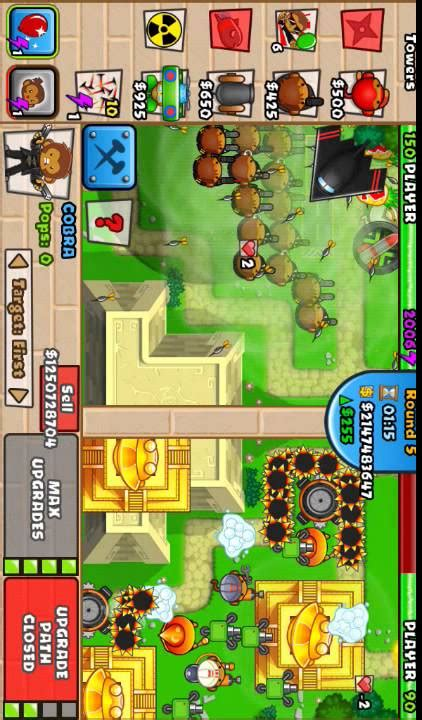 bloons td battles mod apk bloons td battles 2 3 0 mod unlimited everything apk