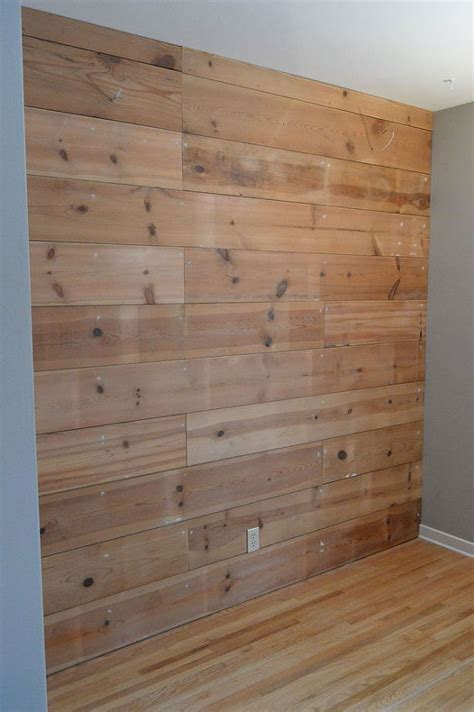 reclaimed wood plank wall bedroom ideas painting wall decor woodworking projects