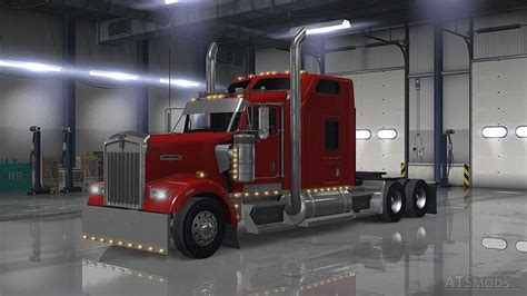 kenworth accessories kenworth w900 accessories pack v1 2 truck