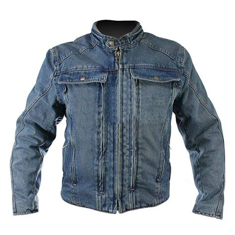 Denim Motorcycle Jackets Jackets