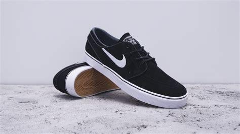 Nike Stefan Jonski Black nike sb stefan janoski og black white gum light brown
