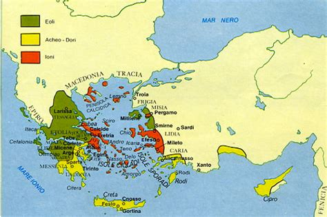 mitologia persiana atlante storico il mondo greco viii i a c