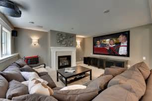 family room with sectional and fireplace family room couches family room contemporary with brown