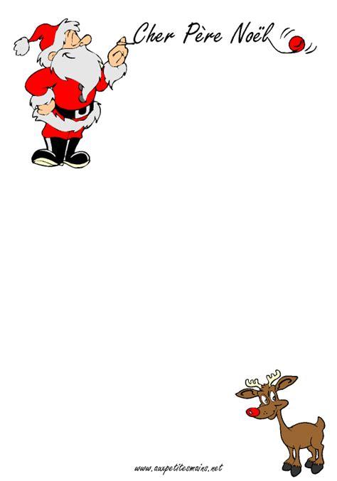 Modèle De Lettre Du Père Noel Lettre Au P 232 Re No 235 L