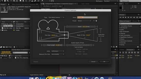 shake after effects after effects tutorial shake using wiggle