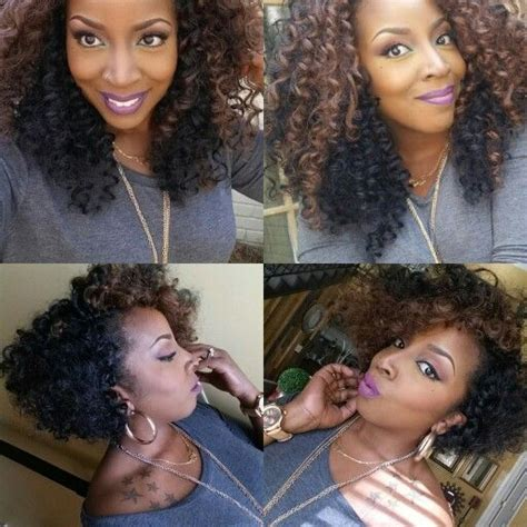 how to style xpressions hair 1613 best images about crochet braids on pinterest