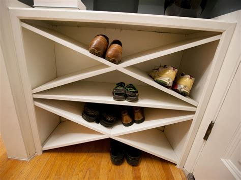storage of shoes shoe cubbies for closets hgtv