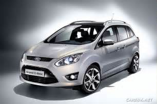 ford grand c max revealed