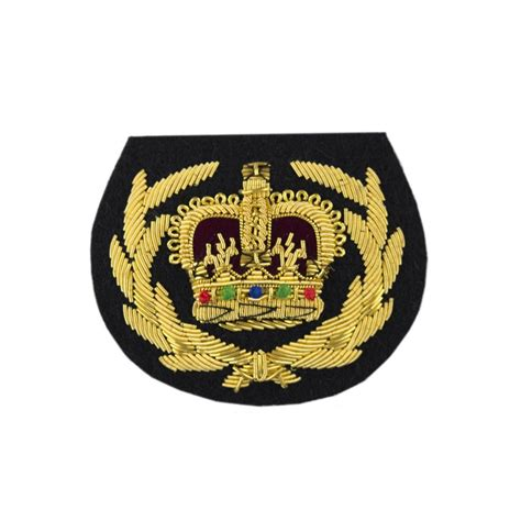 british royal marines insignia warrant officer class 2 wo2 quartermaster sergeant