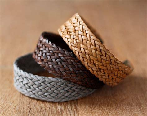 Mens Handmade Bracelets - s handmade bracelet weave