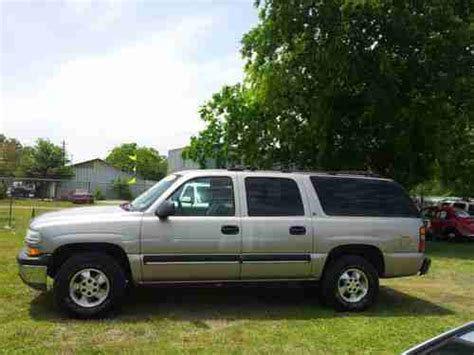 find used 2001 chevrolet suburban 1500 ls sport utility 4