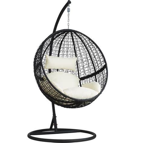 Fauteuil Hamac Sur Pied balancelle de jardin sur pied hamac fauteuil suspendue