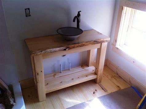 rustic bathroom vanities for vessel sinks rustic bathroom vanities vessel sinks emerson design