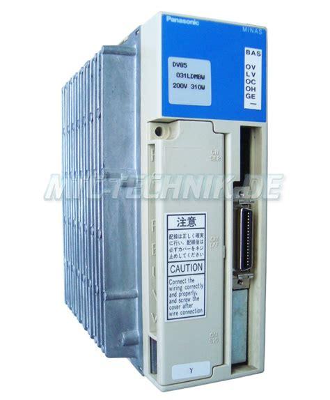 Panasonic Servo Drive Msd 013a1xx industrial shop frequenzumrichter mkdet1310p msd013a1xx msd023a1xxv dv85010ldmbw