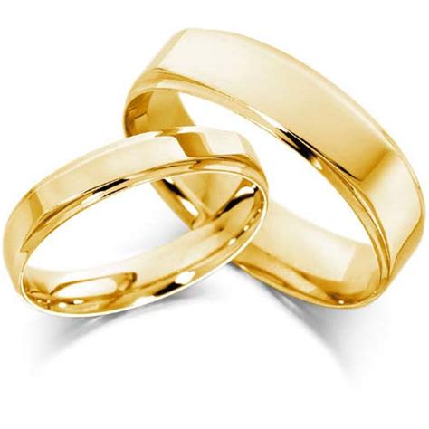 cheap gold wedding rings sets gold wedding rings