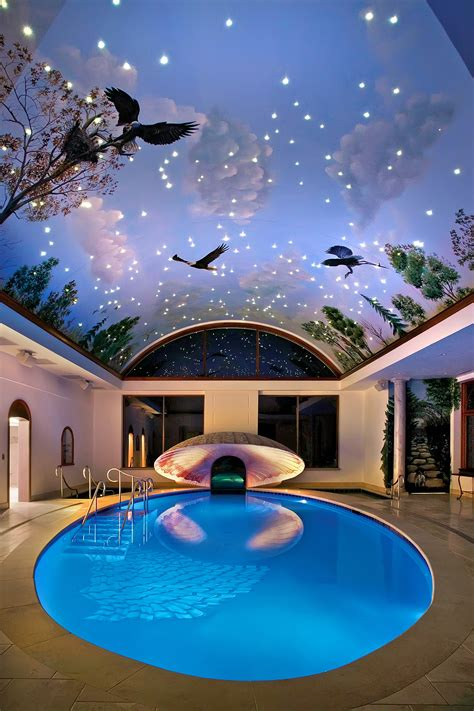 indoor swimming pool ideas   home  wow style
