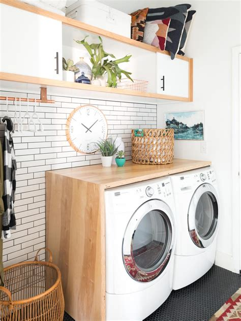 imagenes vintage laundry 13 genius diys to maximize your laundry room hgtv