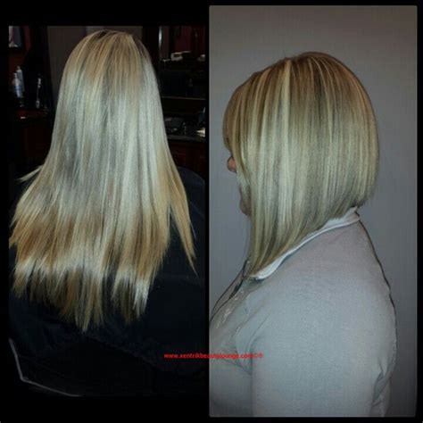 shoulder length angled bob long angled bob hair pinterest bobs mid length hair