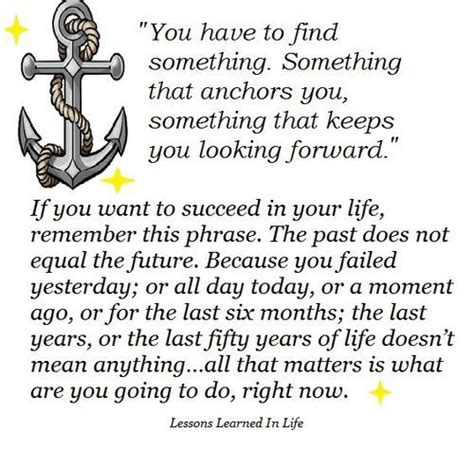 what does the anchor tattoo mean 25 best ideas about anchor quote on happy