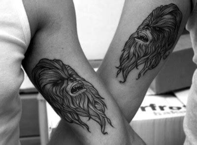 couples star wars tattoos in a relationship and wars these are your