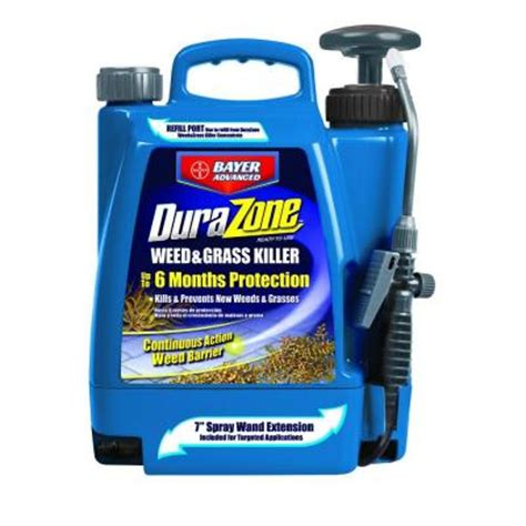 ymmv home depot clearance bayer durazone and grass