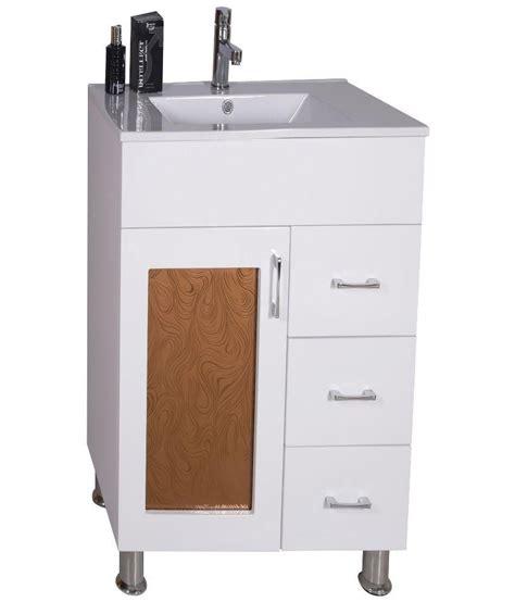 Vanity Wash Basin by Buy Dazzle Vanity Wash Basin White At Low Price