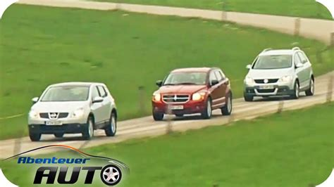 Golf 2 Abenteuer Auto by Crossover Vw Cross Golf Vs Dodge Caliber Vs Nissan