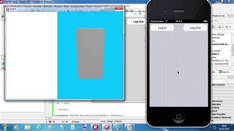 delphi ios tutorial tutorial udp login firemonkey xe5 delphi xe5 on win