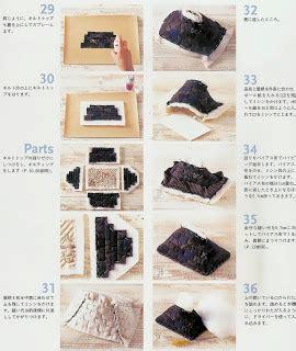 Patchwork Lessons - piluka retales de colores tutorial mini costurero casa