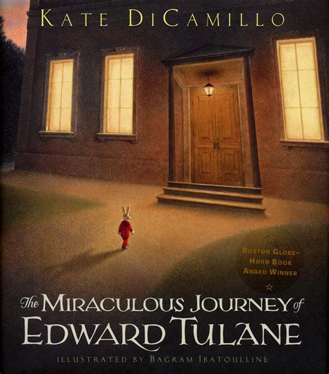 sparky s book nook the miraculous journey of edward tulane