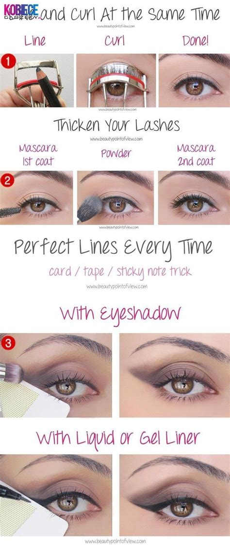 Eyeshadow Hack best 25 makeup tricks ideas on makeup tips and tricks tips and makeup